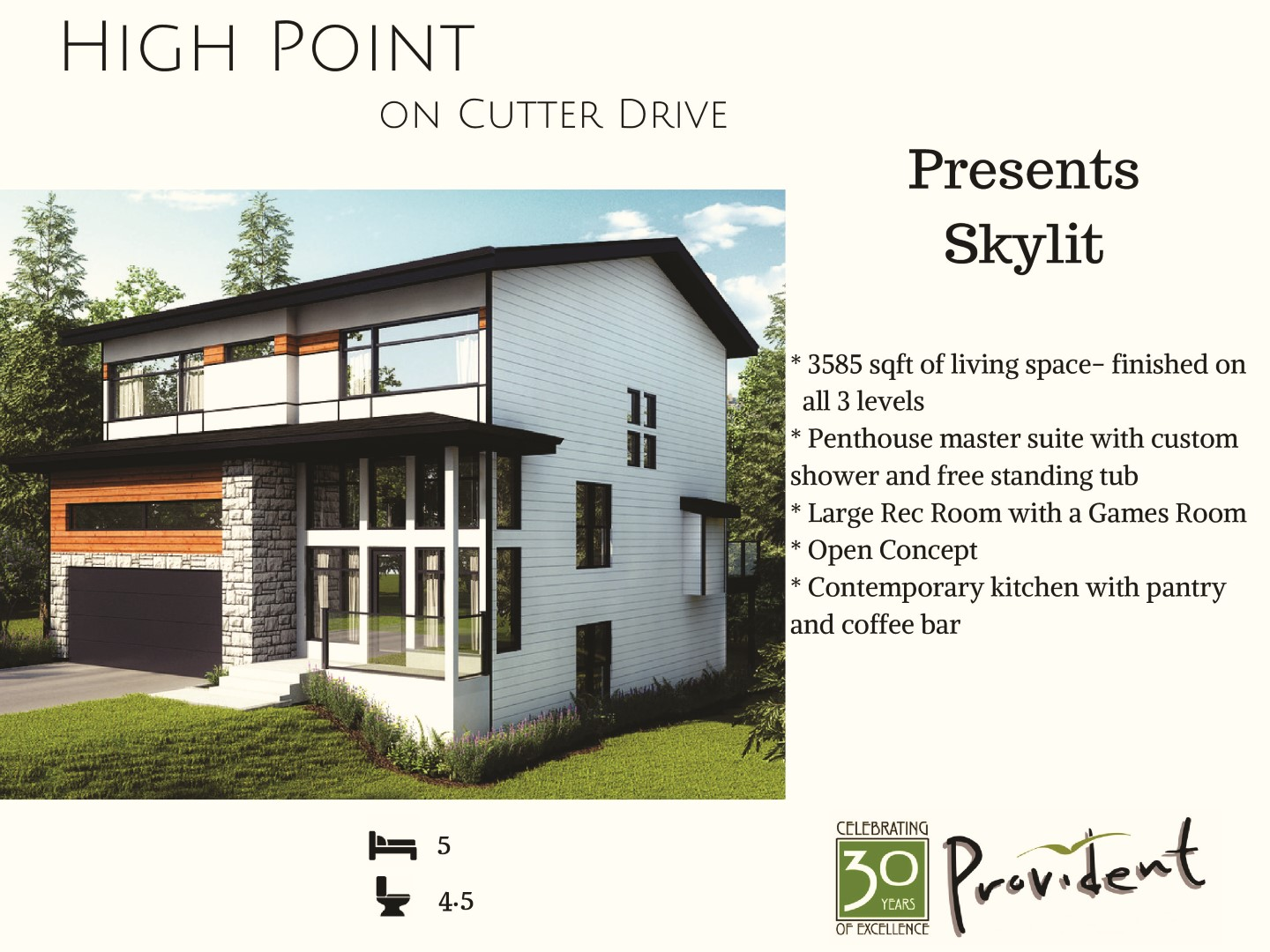High Point design 2